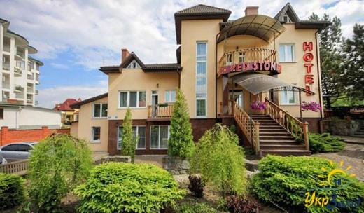 """Отель """"Red Stone"""""""