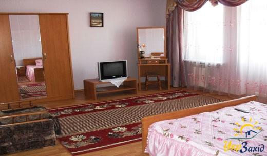 Двухкомнатный люкс (3 этаж)