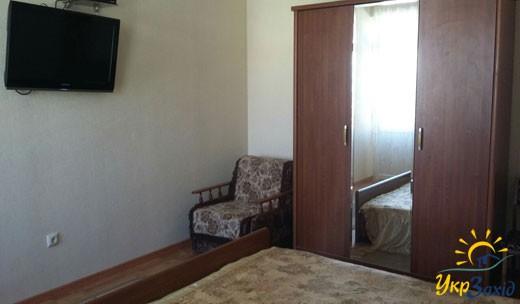 Двухкомнатный люкс (2 этаж)