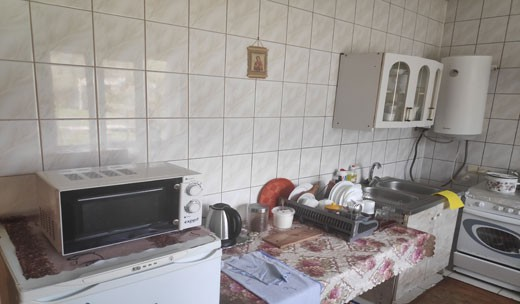 Кухня общего пользования