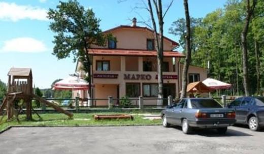 """Трускавец. Отель """"Марко"""""""