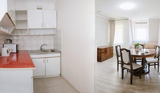 Трьохкімнатні апартаменти