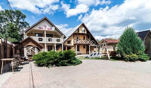Casa de Greta - апартаменти біля озера Світязь