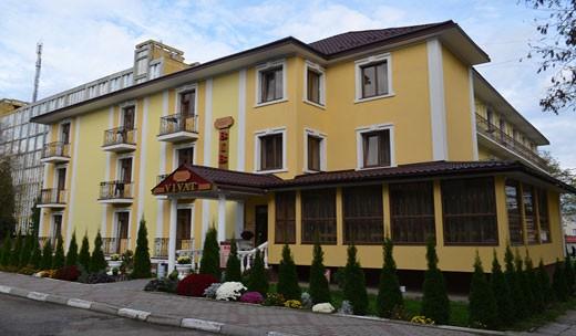 """Отель """"Виват"""" в Моршине"""