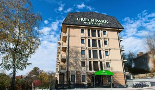 """Готель """"Green Park"""" в Трускавці"""
