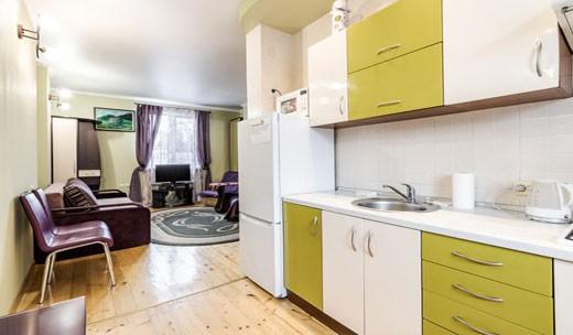 Апартаменти з терасою