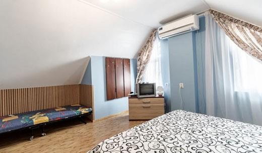 Апартаменти трирівневі