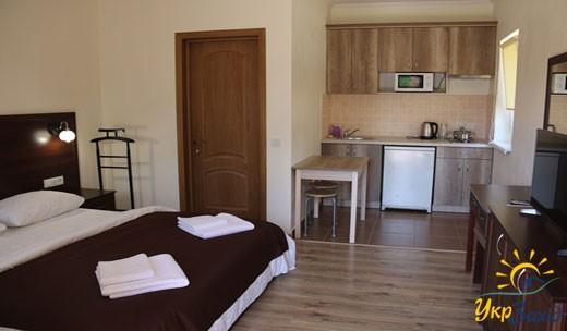 Однокімнатний апартамент