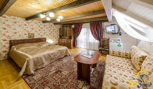 Полулюкс с балконом №7, №8