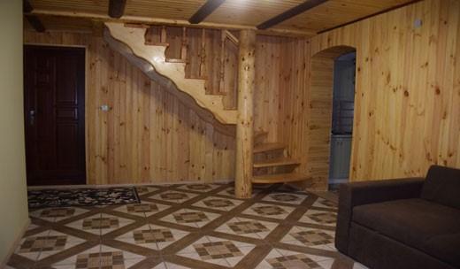 Комната отдыха на 1 этаже