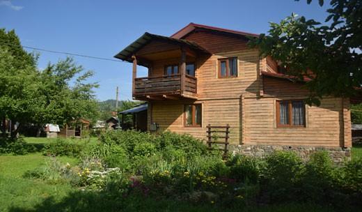 Гостинна хата в Славсько