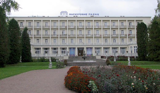 """Санаторій """"Мармуровий палац"""""""