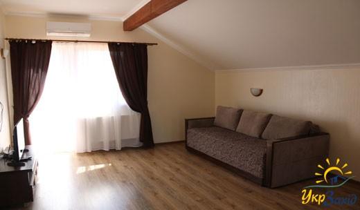 Двокімнатний апартамент