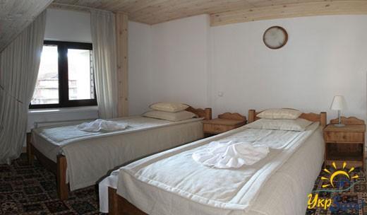 Двокімнатний двомісний люкс